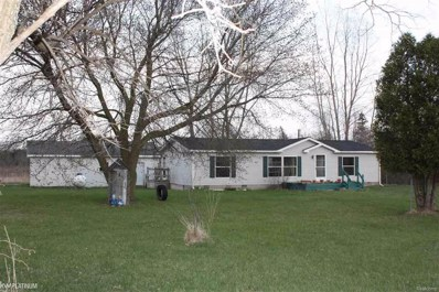 5930 Wildcat, Clyde Twp, MI 48049 - MLS#: 58031346456