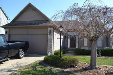 16322 Paint Creek Circle, Macomb Twp, MI 48042 - MLS#: 58031346461