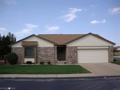 26234 Jackgrove Lane, Chesterfield Twp, MI 48051 - MLS#: 58031346613