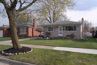 23328 Glenbrook, St. Clair Shores, MI 48082 - MLS#: 58031346631