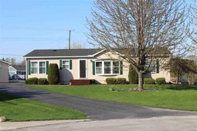 1577 Hillcrest, St Clair Twp, MI 48079 - MLS#: 58031347013