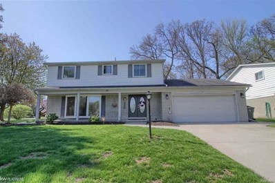 20024 Thousand Oaks, Clinton Twp, MI 48036 - MLS#: 58031347035