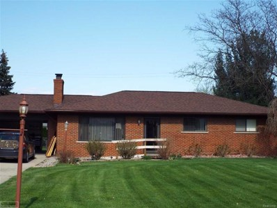 47416 Hennings, Chesterfield Twp, MI 48051 - MLS#: 58031347072