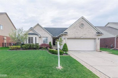 17220 Suffield Dr., Clinton Twp, MI 48038 - MLS#: 58031347100