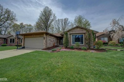 42401 Cannon Dr., Sterling Heights, MI 48313 - MLS#: 58031347250