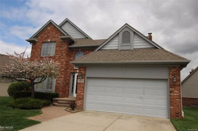 52892 West Creek, Macomb Twp, MI 48042 - MLS#: 58031347305