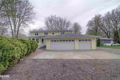 3857 Middle Channel, Clay Twp, MI 48028 - MLS#: 58031347315