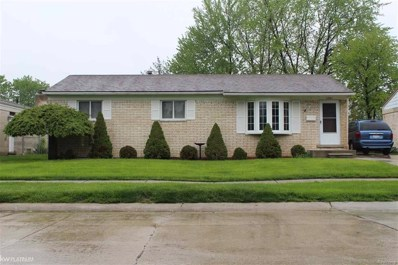 2261 Paris Drive, Troy, MI 48083 - MLS#: 58031347326