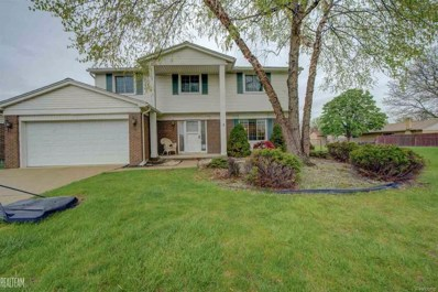 15579 Amore, Clinton Twp, MI 48038 - MLS#: 58031347406