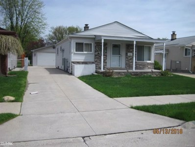 23421 Allor St, St. Clair Shores, MI 48082 - MLS#: 58031347441