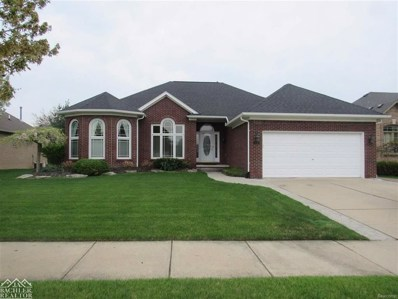 36606 Maple Leaf, New Baltimore, MI 48047 - MLS#: 58031347451