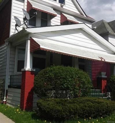 5026 Iroquois, Detroit, MI 48213 - MLS#: 58031347556