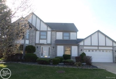 41752 Pond View Dr, Sterling Heights, MI 48314 - MLS#: 58031347571