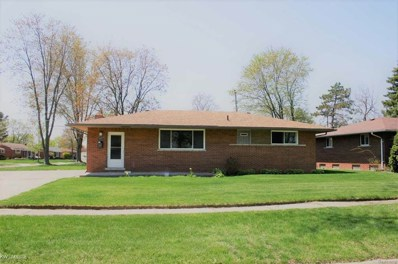 44215 Donley Dr, Sterling Heights, MI 48314 - MLS#: 58031347641