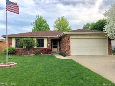 15036 Congress, Sterling Heights, MI 48313 - MLS#: 58031347657