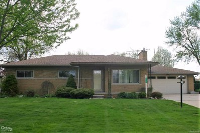 37747 Brookwood Dr, Sterling Heights, MI 48312 - MLS#: 58031347725