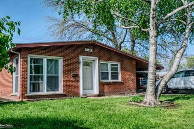 1433 Moulin Ave, Madison Heights, MI 48071 - MLS#: 58031347778