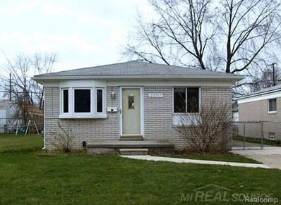 23717 Donald, Eastpointe, MI 48021 - MLS#: 58031347830