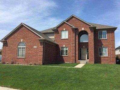 43655 Pheasant Lane, Clinton Twp, MI 48038 - MLS#: 58031347905