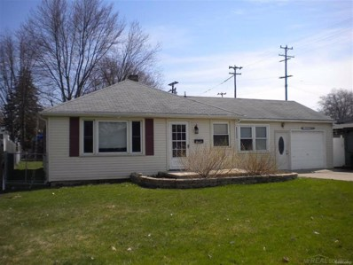 51224 Taylor, New Baltimore, MI 48047 - MLS#: 58031347941
