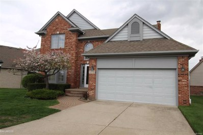 52892 West Creek, Macomb Twp, MI 48042 - MLS#: 58031347950