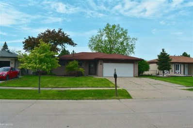 4297 Connie, Sterling Heights, MI 48310 - MLS#: 58031347985