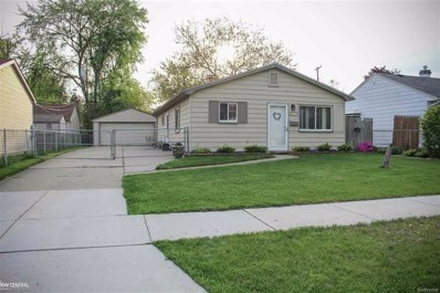 26721 Dartmouth, Madison Heights, MI 48071 - MLS#: 58031348021