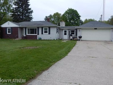 2470 Sharon Ln, Port Huron Twp, MI 48060 - MLS#: 58031348151