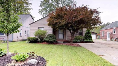 39685 Shoreline, Harrison Twp, MI 48045 - MLS#: 58031348174