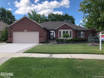 17510 Eider, Clinton Twp, MI 48038 - MLS#: 58031348465