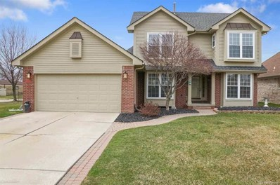 34453 Heartsworth Lane, Sterling Heights, MI 48312 - MLS#: 58031348532