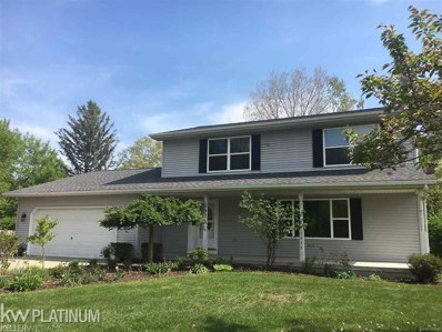 3973 West Water Street, Port Huron Twp, MI 48060 - MLS#: 58031348561