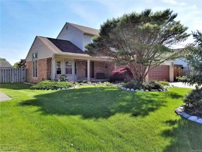 20730 Truax Dr., Clinton Twp, MI 48038 - MLS#: 58031348571