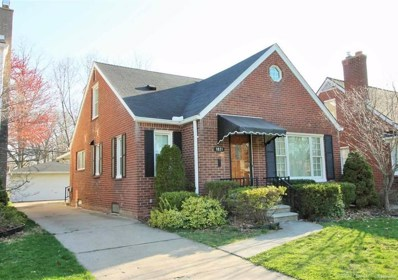 1821 Kenmore, Grosse Pointe Woods, MI 48236 - MLS#: 58031348623
