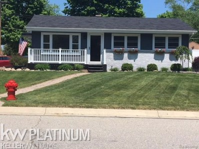 1921 Elmwood St, Port Huron, MI 48060 - MLS#: 58031348627