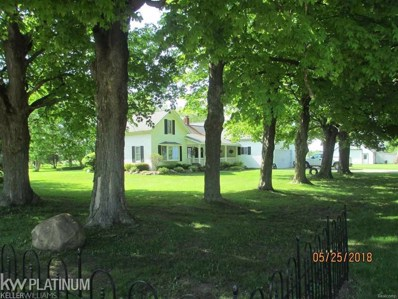 4223 Gardner Line, Worth Twp, MI 48422 - MLS#: 58031348752