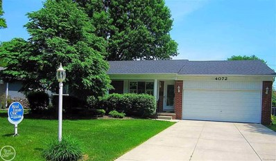 4072 Middlebury Dr., Troy, MI 48085 - MLS#: 58031348768