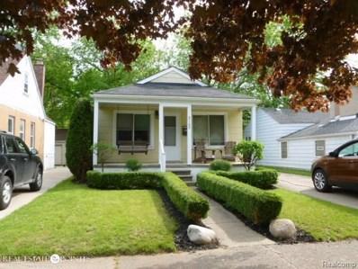 2169 Ridgemont, Grosse Pointe Woods, MI 48236 - MLS#: 58031348780