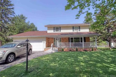137 E Meldrum Cir, St Clair, MI 48079 - MLS#: 58031348859