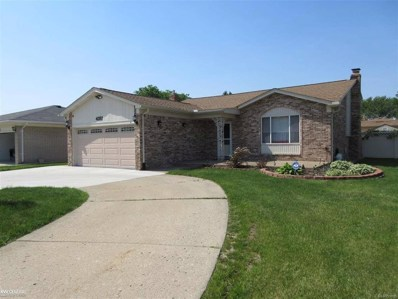 4287 Fox Hill Drive, Sterling Heights, MI 48310 - MLS#: 58031348974