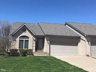 15987 Bentley UNIT #544 Un>, Macomb Twp, MI 48044 - MLS#: 58031349079