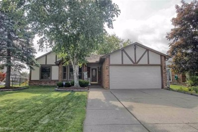 43324 Nebel Trail, Clinton Twp, MI 48038 - MLS#: 58031349324