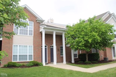 16436 Grandview Dr UNIT 62, Macomb Twp, MI 48044 - MLS#: 58031349340