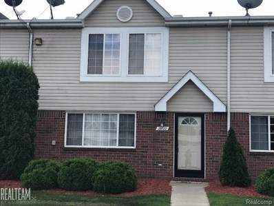 29722 Amy Lane UNIT unit 11>, Chesterfield Twp, MI 48047 - MLS#: 58031349420