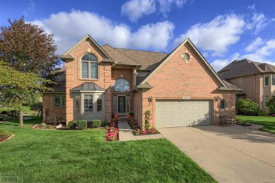 47024 Woodberry Estates, Macomb Twp, MI 48044 - MLS#: 58031349423