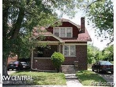 14076 Mark Twain, Detroit, MI 48227 - MLS#: 58031349449