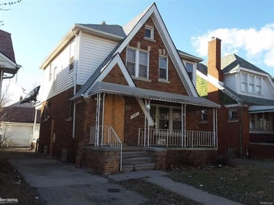 12763 Cloverlawn, Detroit, MI 48238 - MLS#: 58031349454