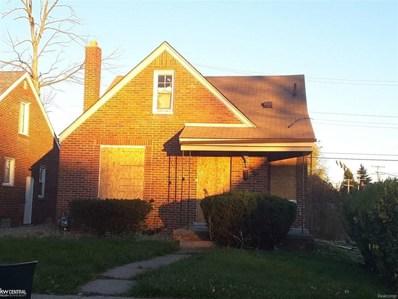 9902 Coyle, Detroit, MI 48227 - MLS#: 58031349465