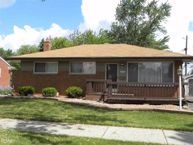 5325 Canterbury, Warren, MI 48092 - MLS#: 58031349497