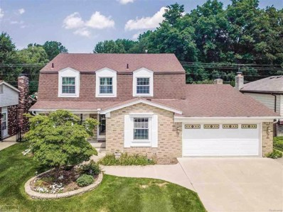 15507 Grainger, Clinton Twp, MI 48038 - MLS#: 58031349625